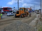 Los trabajos de remodelación y ampliación a seis carriles de dos kilómetros de la autopista, una de las más importantes en Santo Domingo Este, estarían listos para principios de diciembre de este año.