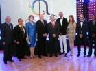 Los miembros del nuevo Comité Ejecutivo fueron juramentados en una ceremonia en el salón La Fiesta del hotel Barceló (antiguo Lina).