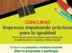 Imagen del concurso Empresas impulsando prácticas para la igualdad.