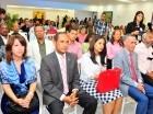 El director de Inapa anunció la inclusión de personal discapacitado a la institución.