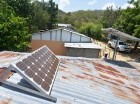 Con su proyecto Sur Solar, instaló paneles solares a la comunidad de Padre Las Casas.