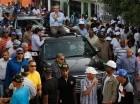 Abinader recorre Santo Domingo Este.