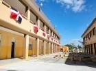 El Ministerio de Educación destaca las construcciones realizadas.
