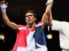 Juan Carlos Payano tuvo que emplearse a fondo para vencer a Rau'shee Warren.