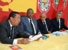 Los miembros del tribunal disciplinario que tomaron la decisión.