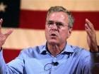 El precandidato presidencial republicano y exgobernador de Florida Jeb Bush.