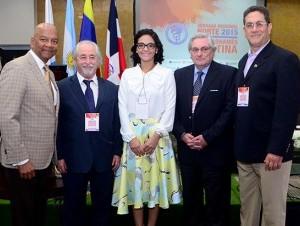 José Esteban Pérez, Guido Lantorno, Julia Amelia García, Rodofo Corti y Rogerio Espaillat.