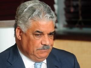 Miguel Vargas Maldonado ha estado ausente del escenario político.