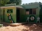 Cuartel asaltado por haitianos.