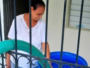 La escasez de agua golpea al Gran Santo Domingo y algunas provincias.