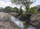 Canal de riego de la comunidad Hato Viejo.
