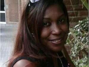 Sandra García Geraldino, dominicana desaparecida en Holanda.
