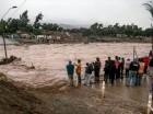 Miles de damnificados dejan lluvias en Chile