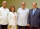 Manuel Matos, Migdalia Martínez, Miguel Escala y Raymundo Jiménez.