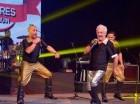 Cuquín se unió a Irving Alberti, Luis José Germán y Kenny Grullón en este show.
