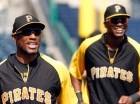 """Starling Marte y Gregory Polanco, parte del """"Dominican Pirates"""" en Pittsburgh."""