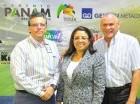 Rafael Domínguez, Dionisia Acevedo y Fulgencio Morel Ochoa.