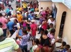 Estudiantes intoxicados en Puerto Plata.