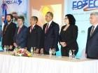 Principales representantes de las entidades participantes en el cónclave.