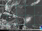 Tormenta tropical Erika.