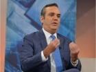 Aspirante presidencial, Luis Abinader al ser entrevistado en el programa