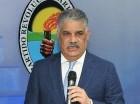 Miguel Vargas Maldonado, presidente del PRD.