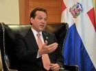 El diputado Víctor – Ito – Bisonó, presidente en funciones del Partido Reformista Social Cristiano (PRSC).