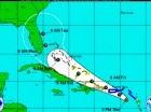 Alrededor de las 2 de la tarde de hoy comenzarán a sentirse los efectos del meteoro, que a su paso por Dominica dejó cuatro muertos. Organismos de socorro llaman a estar vigilantes.