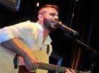 Pamel cantó varias piezas de su nuevo CD.