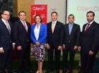 Carlos Cintrón, Walter Schall, Miguelina Fajardo, Joaquín Medina, Gerardo Kato  y Marcelo García.