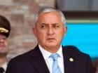 Otto Pérez Molina, presidente de Guatemala.