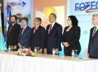 Durante el VI Seminario Anual Latinoamericano sobre Gestión de Tesorerías Públicas, y la V Reunión Ejecutiva del Foro de Tesorerías Gubernamentales de América Latina, (FOTEGAL)
