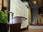 Ysabel Santana, directora general del Hospital Traumatológico Ney Arias Lora.