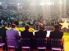 Proclamación de Danilo Medina como candidato presidencial del PLD del 2016.