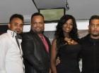 Algunos artistas del sello disquero Servi Music Latino.