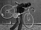 Robo en bicicleta (archivo).