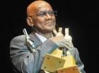 La leyenda de la música dominicana, Cuco Valoy.