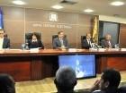 Roberto Rosario encabezó la sesióndel pleno de la JCE.