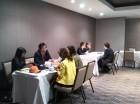 Delegación de empresarios de la República de China (Taiwán).