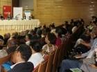 Las conferencias se desarrollan en la Biblioteca Nacional Pedro Henríquez Ureña.