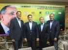 Integrantes de Red Nacional Agropecuaria  en apoyo a Danilo Medina.
