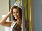 Clarissa Molina fue finalista del más reciente concurso Nuestra Belleza Latina.