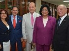 Ana Jiménez, Antonio Cruz, Prim Pujals, Cristina Lizardo y Rafael Calderón.