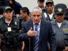 Otto Pérez Molina acudió nuevamente ante la justicia guatemalteca.