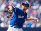 El pitcher de los Azulejos, David Price, lanza contra los Orioles de Baltimore