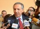 Ministro José Ramón Peralta negó reclutamiento de críticos.