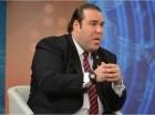 Víctor Gómez Casanova, director de Comunicaciones del PRD.