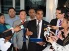 Washington González estima que la entrega de carnés tardará más de 30 días.