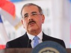 El presidente de la República, Danilo Medina.