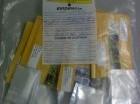 Los sobres con la droga fueron detectados durante un chequeo rutinario.